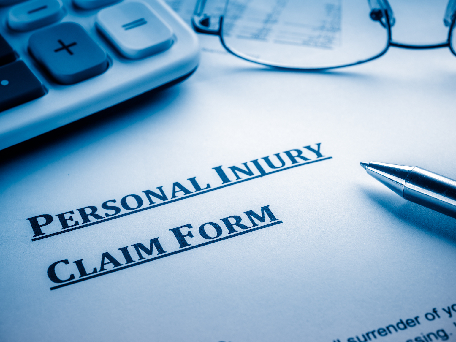 Personal Injury Insurance Claims | Insurance Fraud Claims Investigator